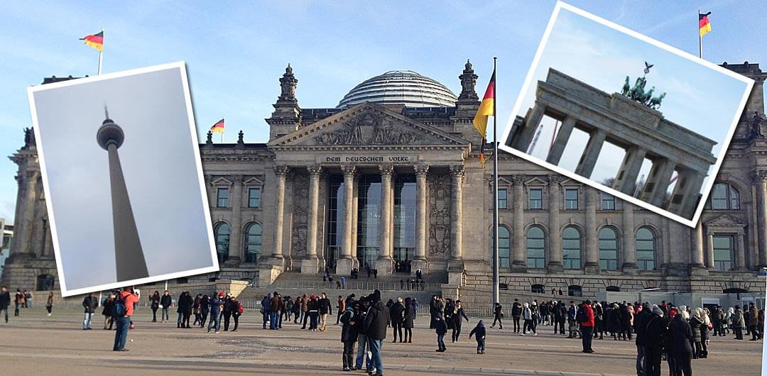 Four Places I Want To Visit In Germany