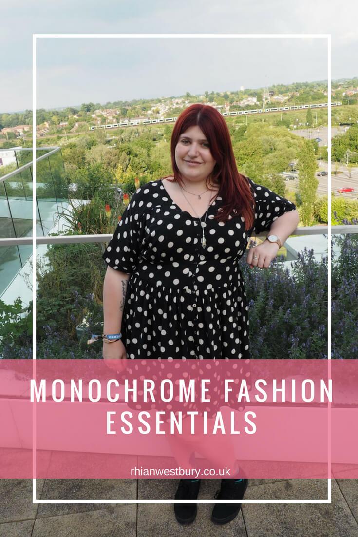 Monochrome Fashion Essentials