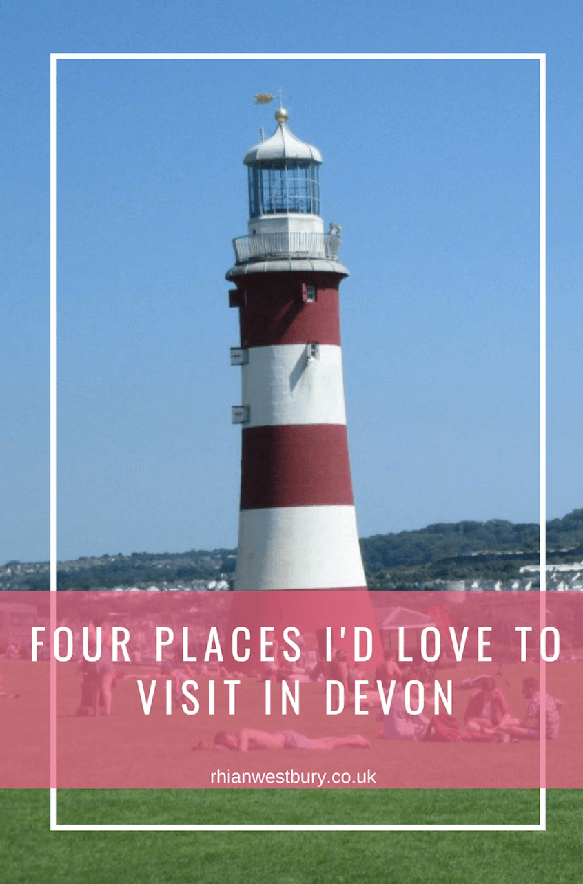 five places i'd love to visit in devon