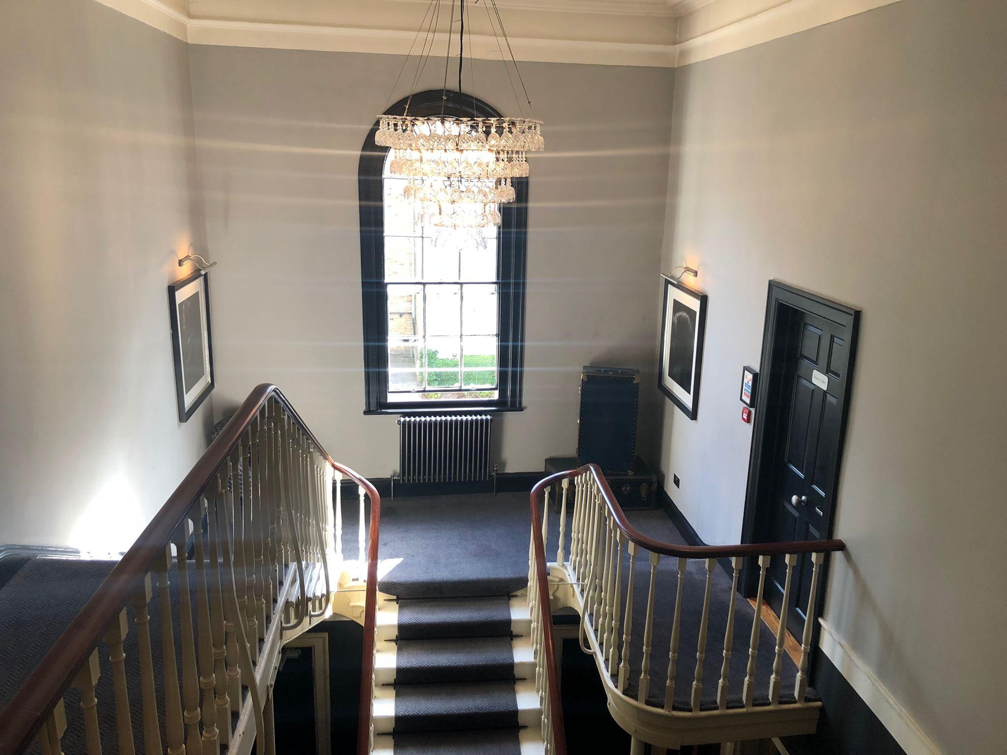 hotel du vin and bistro stairway