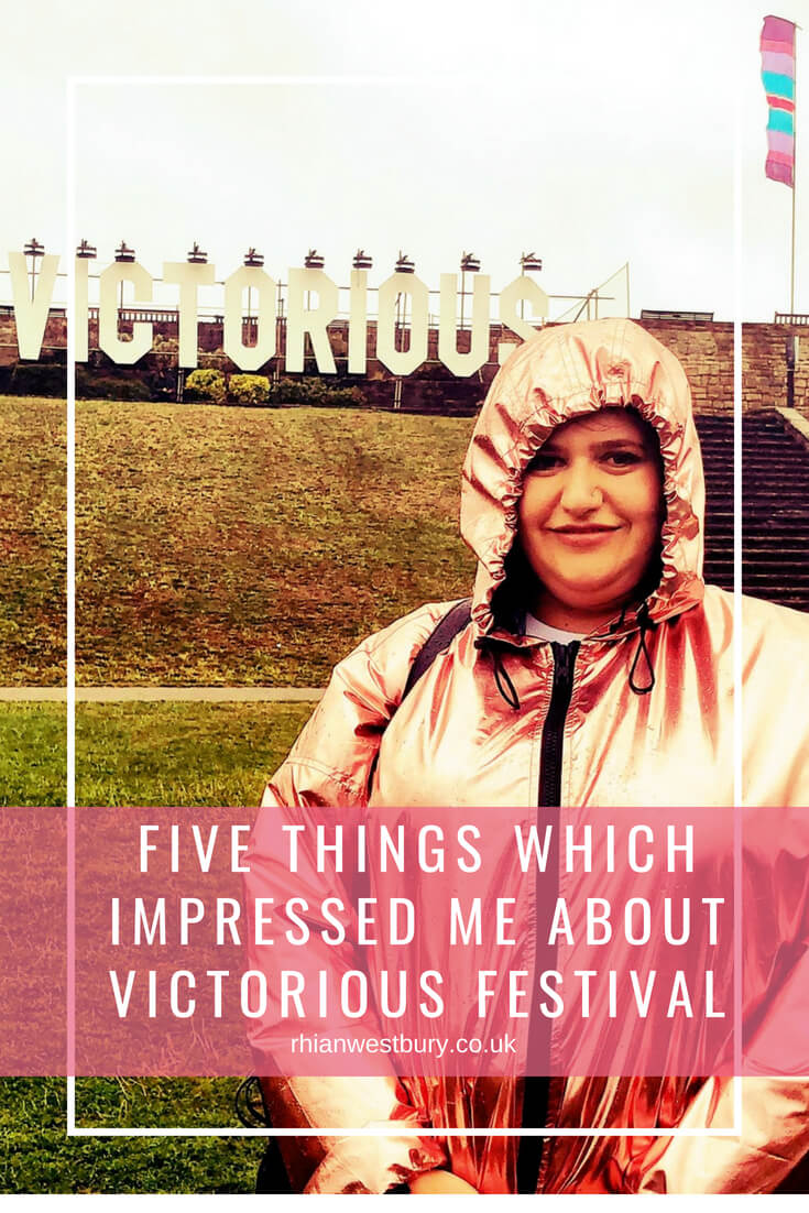 Five Things Which Impressed Me About Victorious Festival