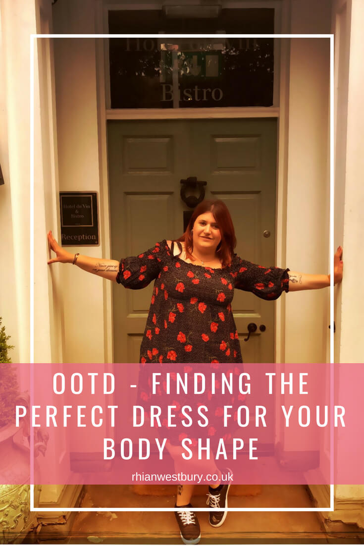 OOTD - Finding The Perfect Dress For Your Body Shape
