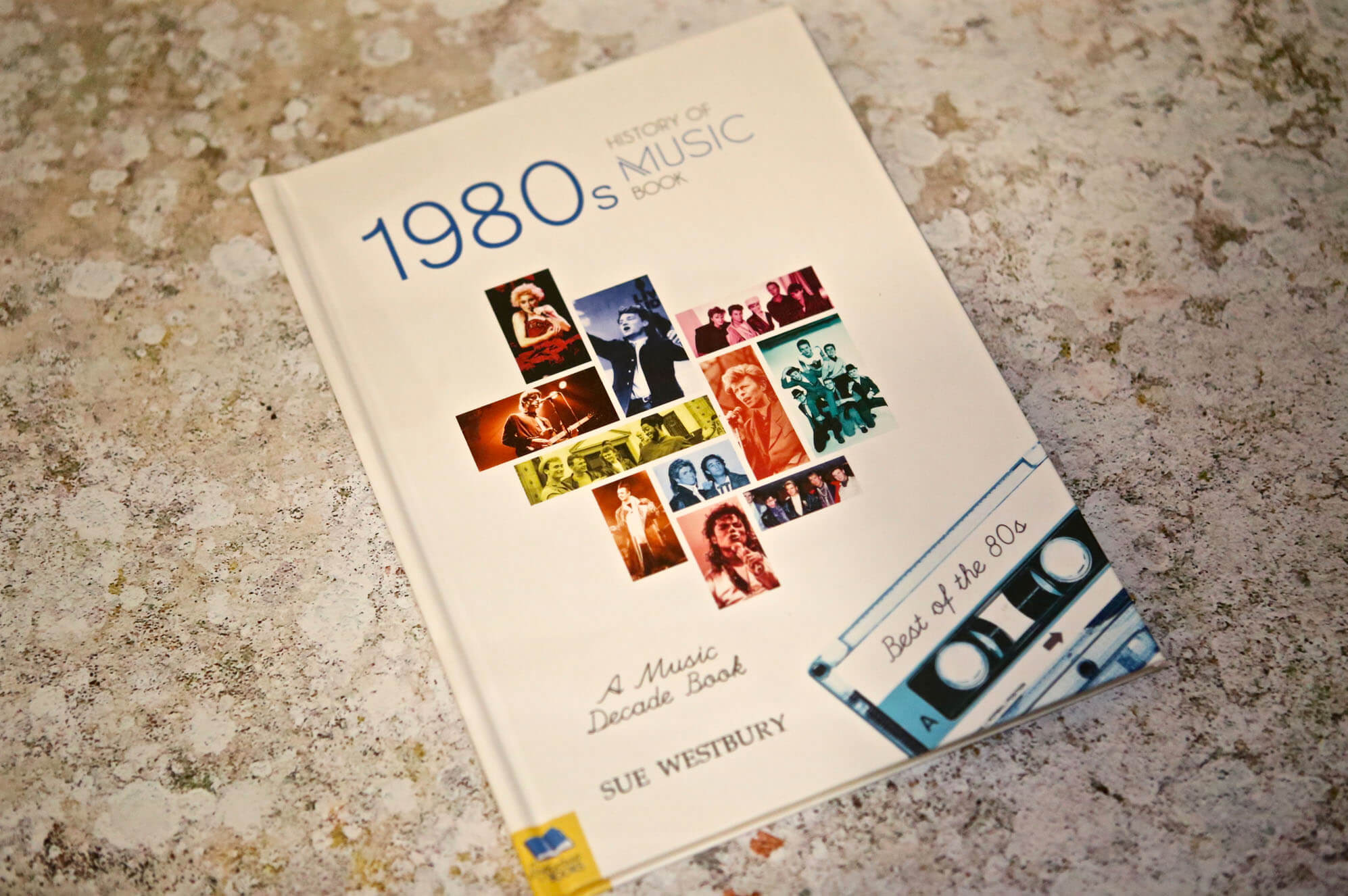 Christmas 1980s Music Book