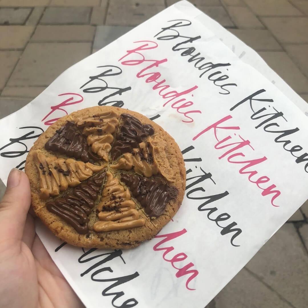 blondies kitchen cookie