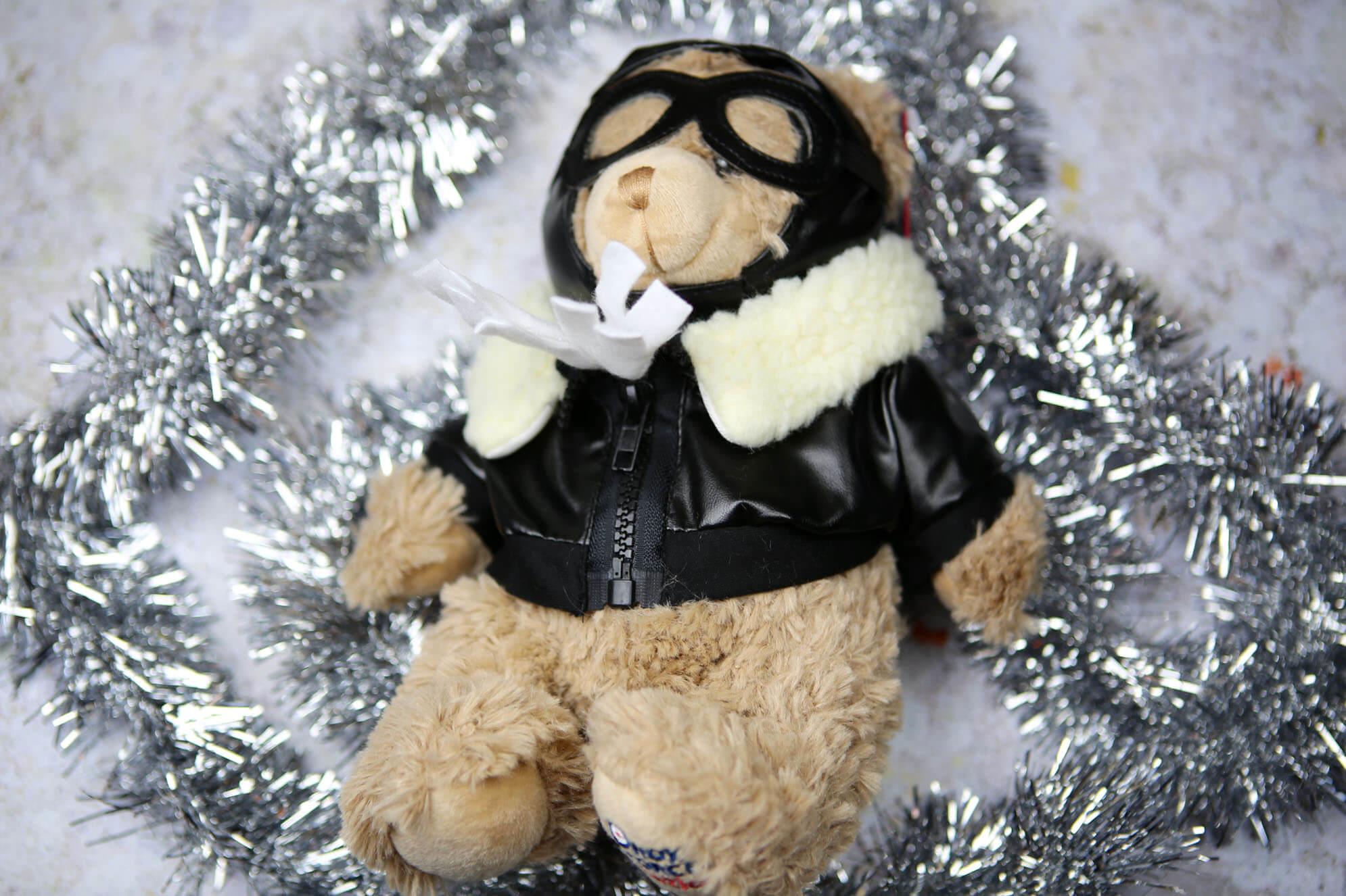 Christmas Bertie The Bear