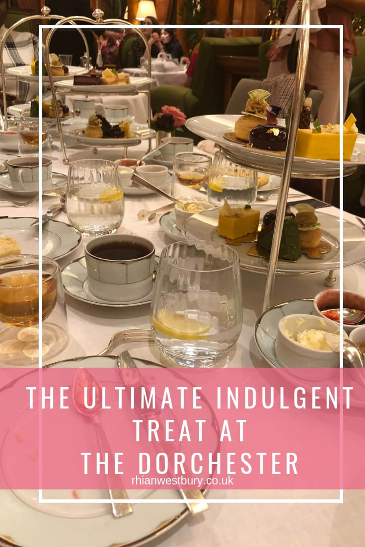 The Ultimate Indulgent Treat At The Dorchester