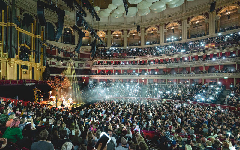 The Beauty Of Biffy Clyro Acoustic At The Royal Albert Hall