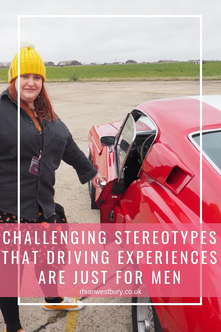 Challenging The Stereotypes That Driving Experiences Are Just For Men