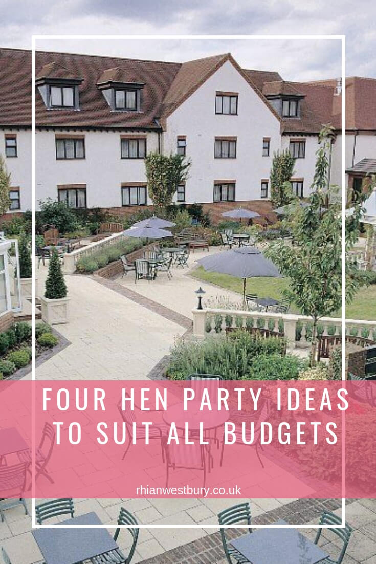 Four Hen Party Ideas To Suit All Budgets #henparty