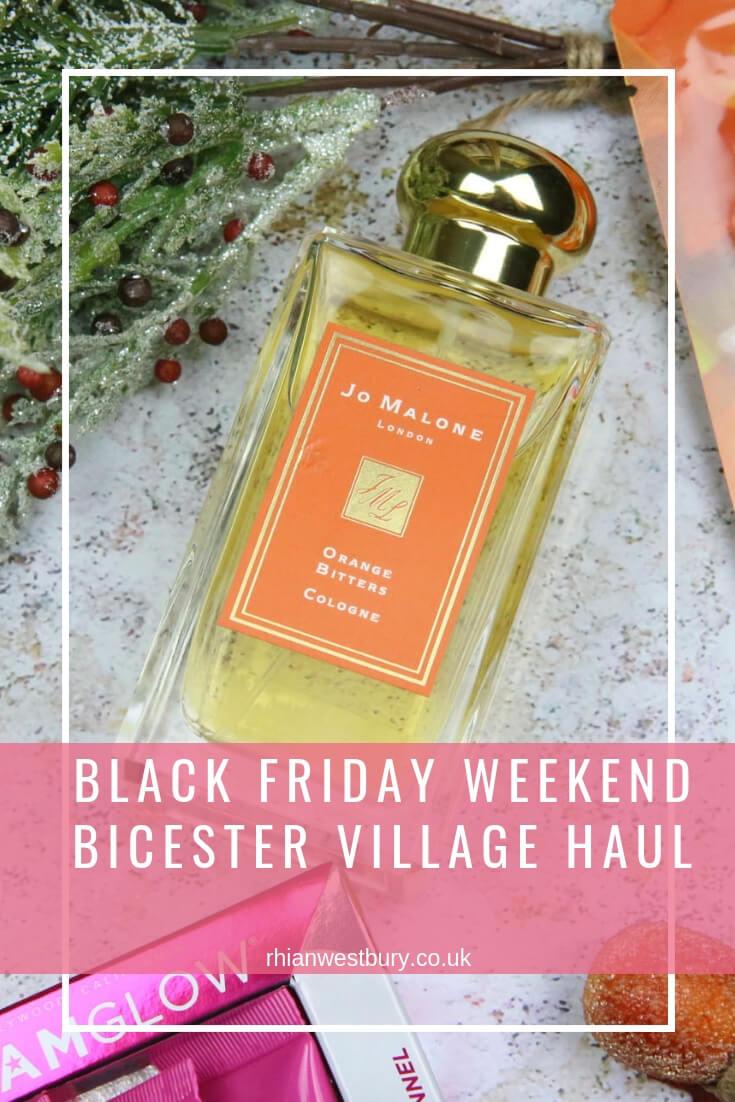 Black Friday Weekend Bicester Village Haul