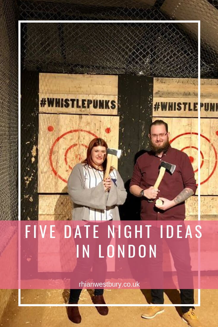 Five Date Night Ideas In London