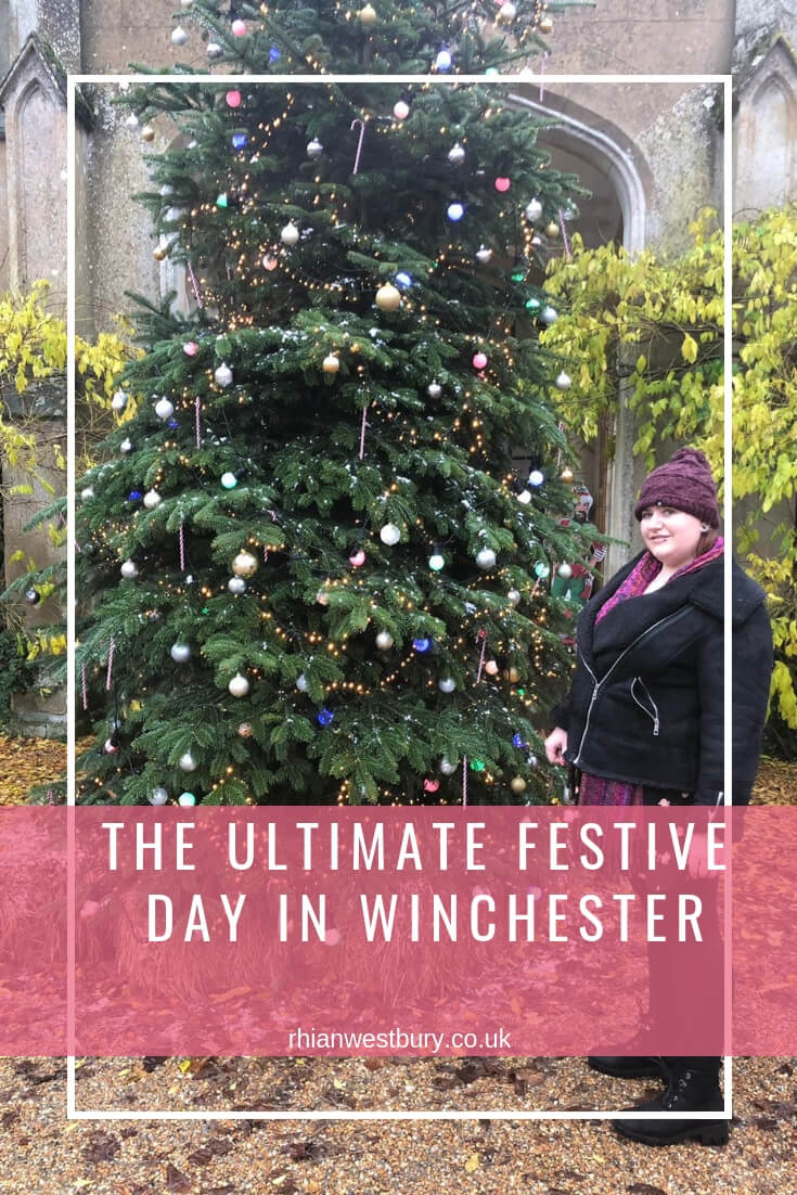 The Ultimate Festive Day In Winchester