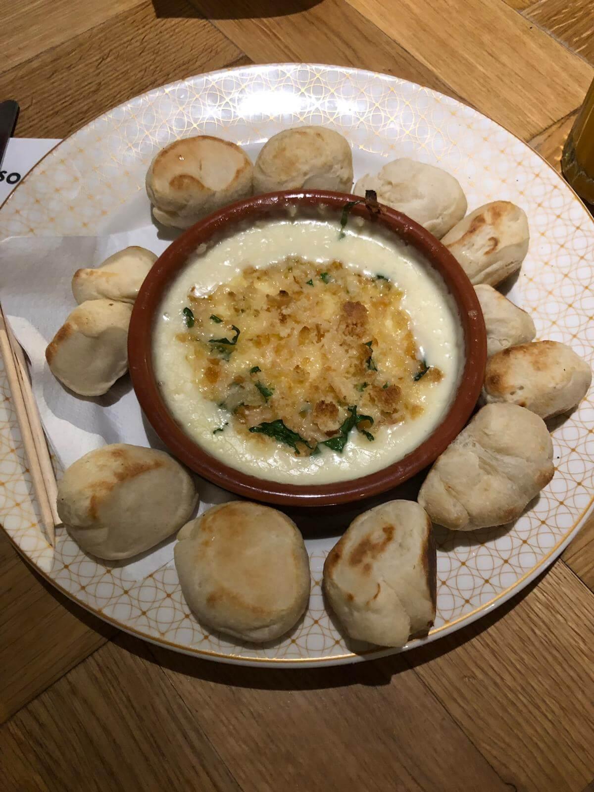 cheese fondue at ask